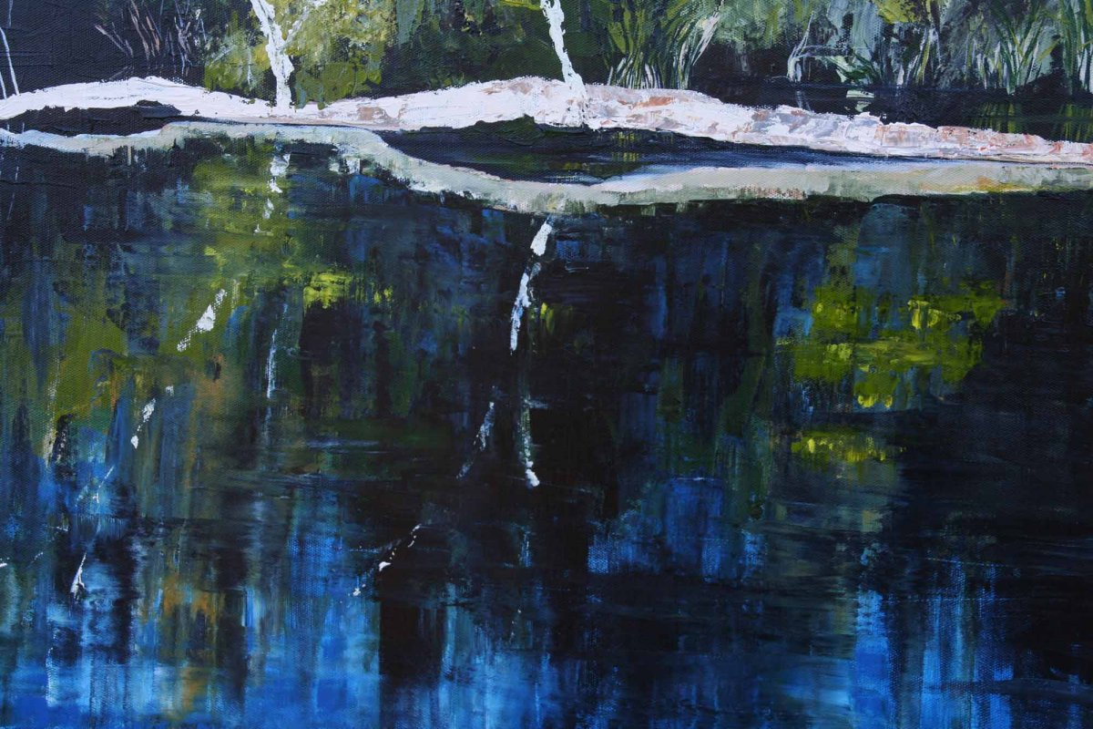 IMG9284, painting by artist Heather Wood.