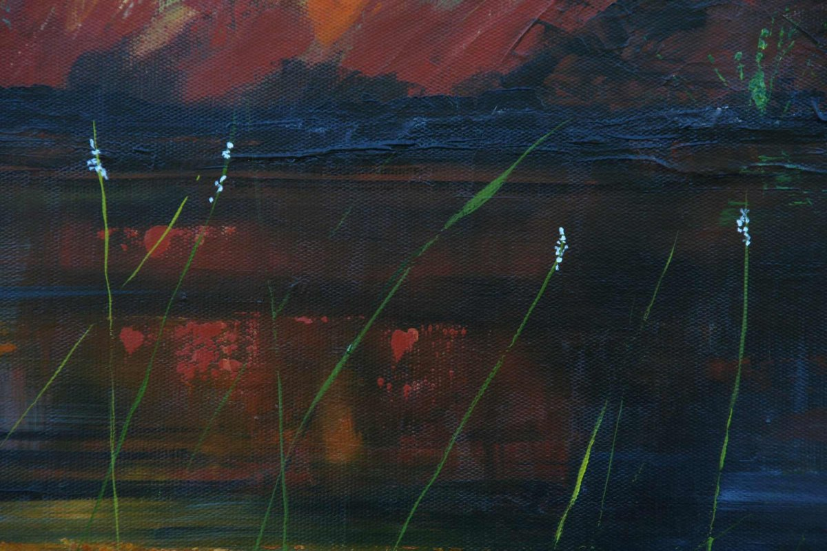 IMG9293, painting by artist Heather Wood.